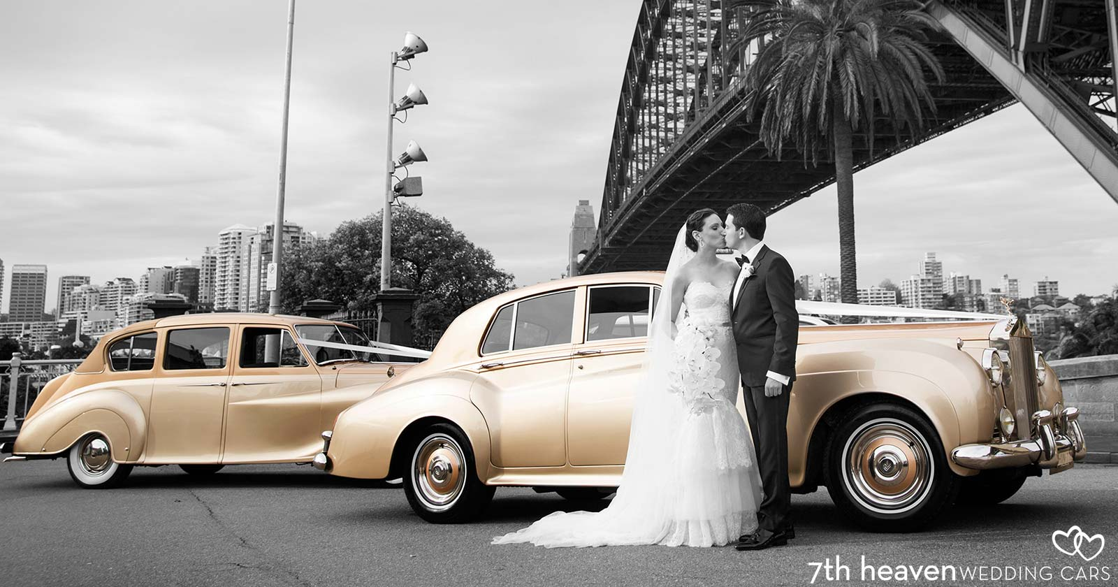 wedding cars sydney - wedding car hire