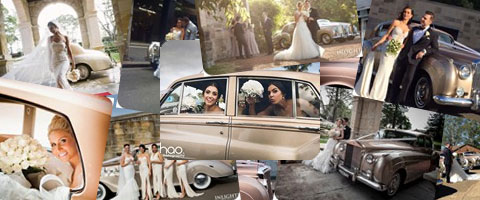 photos of wedding cars Sydney